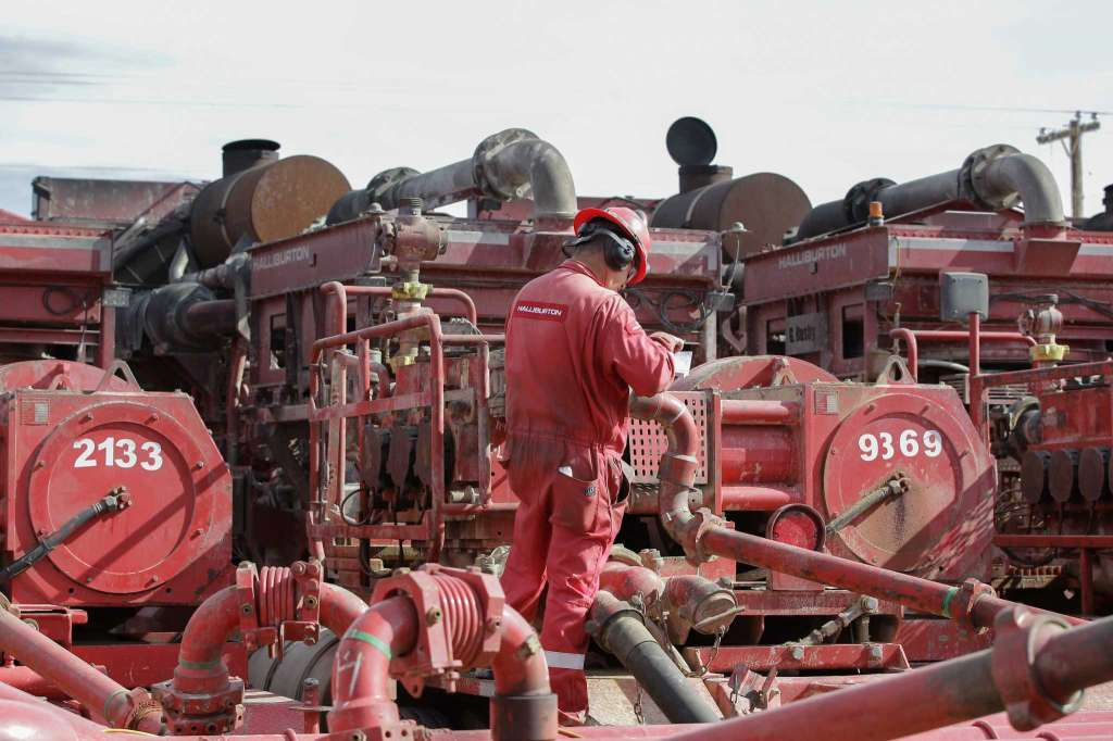 In oil drilling, science replaces art